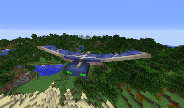 Моб - Фантом, Minecraft 1.13